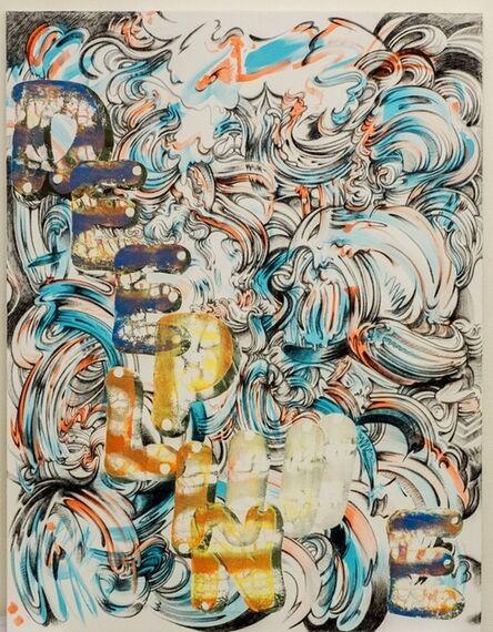 Paul McDevitt, 'Deep Line', 2016