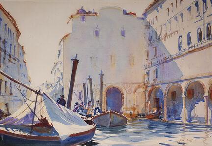 John Whorf, 'Venice', 1925