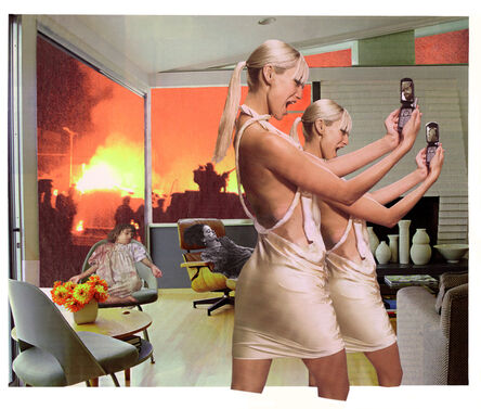 Martha Rosler, 'Photo Op', 2004