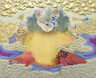 Masatake Kozaki, 'AMARIRININJINKAN(Chimera):amarylis/carrot/tin', 2016