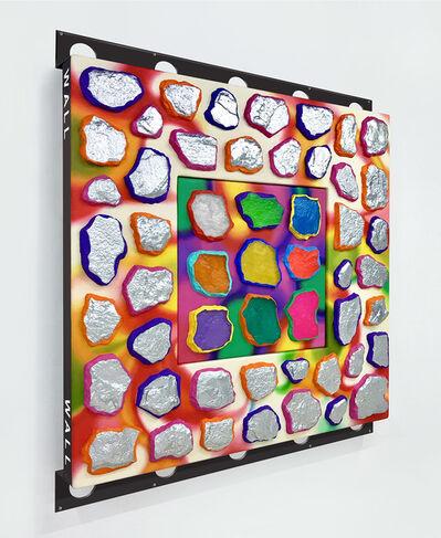 Ashley Bickerton, 'Wall-Wall SnS-S 2', 2017
