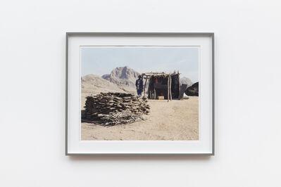David Goldblatt, 'Johnny Basson, goatherd, Rooipad se Vlak, Pella, Northern Cape.', 2004