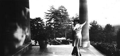 Jacques-Henri Lartigue, 'Tango: Bibi and Dr. Boucard', 1926