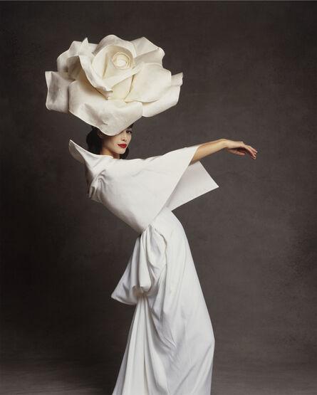 """Patrick Demarchelier, 'Christy Turlington, """"My Fair Lady"""", British Vogue', 1991"""