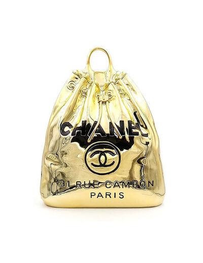 Popaz, 'Chanel Deauville Bag', 2021