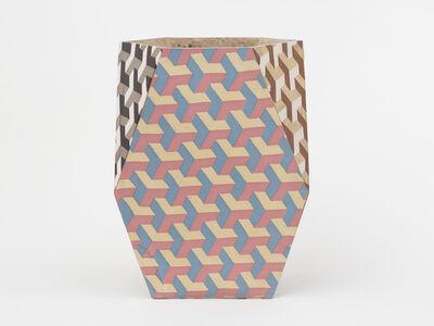 Cody Hoyt, 'Stretched & Truncated Tetrahedron', 2015