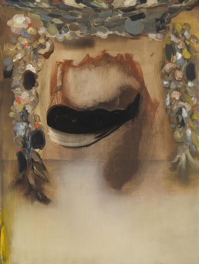 Benedikt Hipp, 'schwarze Zunge', 2013
