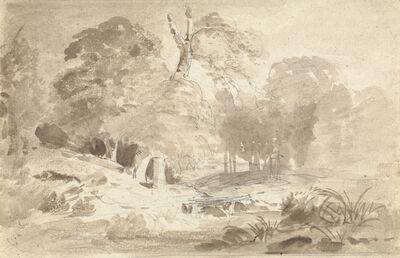 Carl Blechen, 'Rural Landscape in the Mark Brandenburg', 1831-1838