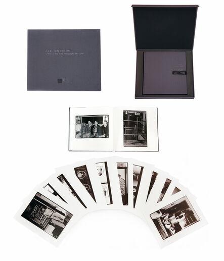 Ai Weiwei, 'Ai Weiwei: New York Photographs 1983 – 1993 艾未未:纽约1983–1993', 1983-1993