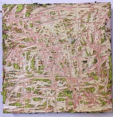 Jacin Giordano, 'Cut Painting 83', 2017