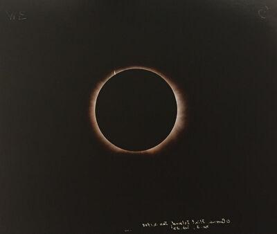 Linda Connor, 'Solar Eclipse, Flint Island #3, January 3, 1903', 1996