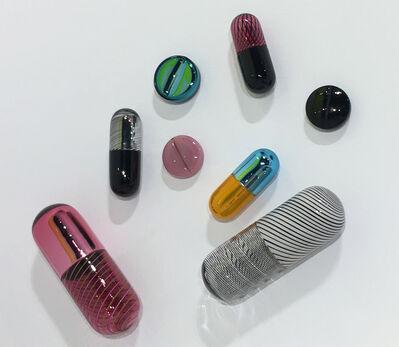 Beverly Fishman, 'Glass Grouping #3', 2011-2013