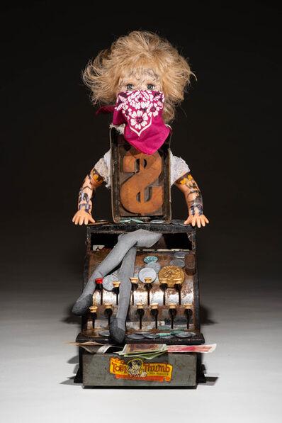 Madlyn Goldman, 'Bonnie the Bandit', 2020
