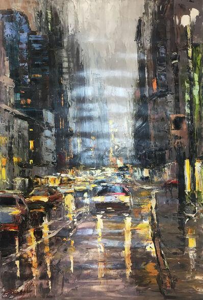 Elena Bond, 'Grey Sky NY', N/A