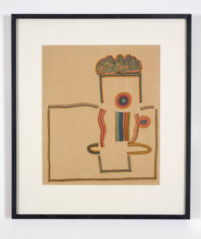 Ibrahim El-Salahi, 'The Tree', 1973