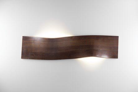 Maarten de Ceulaer, 'Grid series, wall', 2014