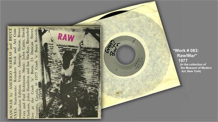 Bruce Eves, 'Raw War', 1977