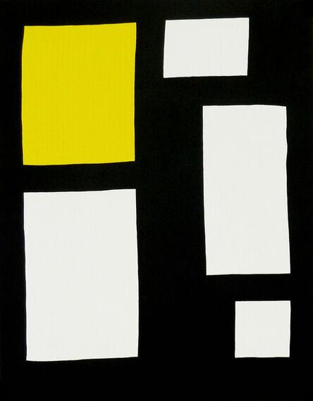 Nicolas Chardon, 'Position (yellow)', 2015