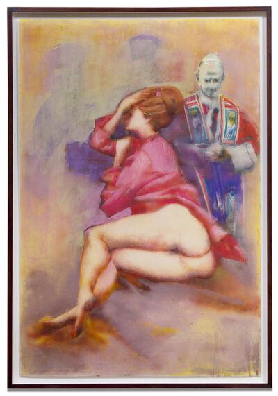 John Altoon, 'Untitled (F-4)', 1963