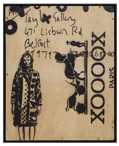 XOOOOX, 'Grumor Question (Paris)', 2021