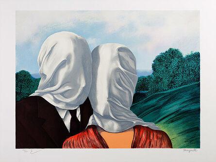 René Magritte, 'Les Amants', 2010