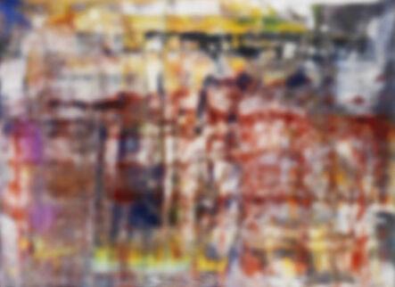Gerhard Richter, 'Seven Two Four', 2008