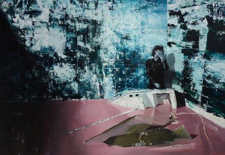 Jisan Ahn, ' A life in the Ocean Wave', 2016