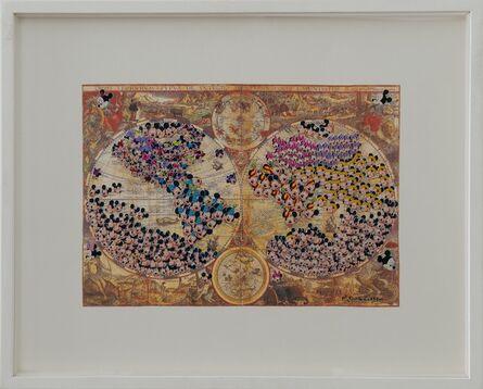 Nelson Leirner, 'Orbis Terranum', 2000