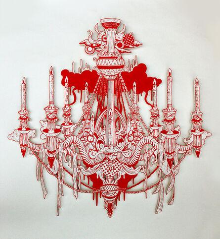 Kenichi Yokono, 'chandelier', 2013