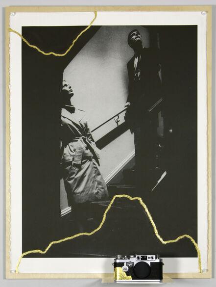 Sarkis, 'Kintsugi avec Bunny Lake a disparu (1943) de Otto Preminger et Leica IIIag n° 861211 (1957)', 2015