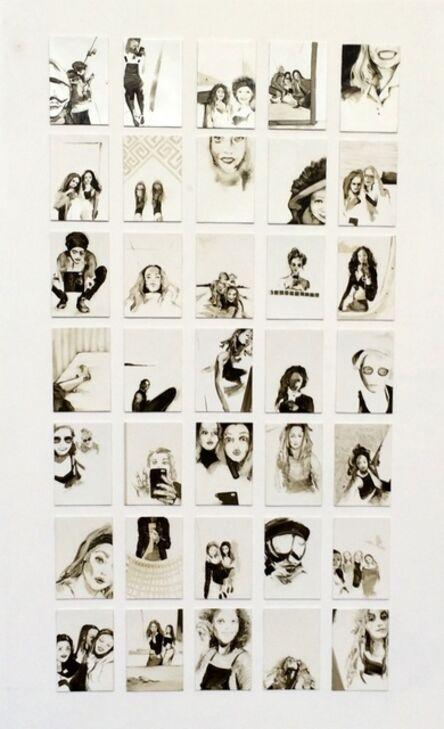 Shelly Tregoning, 'Selfie (each)'