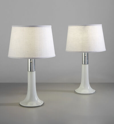 Lisa Johansson-Pape, 'Pair of table lamps', circa 1954