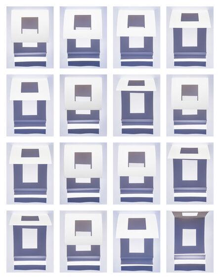 Brenda Biondo, 'Grid Variation (wind effect)', 2020
