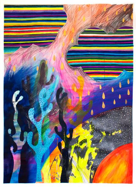 Jennifer Shepard, 'Fire and Rain', 2017