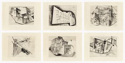 Stanley William Hayter, 'Paysages Urbains', 1930