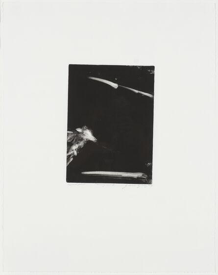 Susan Brearey, 'Running Wolf', 2019