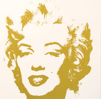 Andy Warhol, 'Golden Marilyn 11.41', 1967 printed later