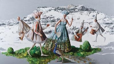 """Vahram Davtian, '""""White Summer I"""" / """"Beyaz Yaz I""""', 2012"""