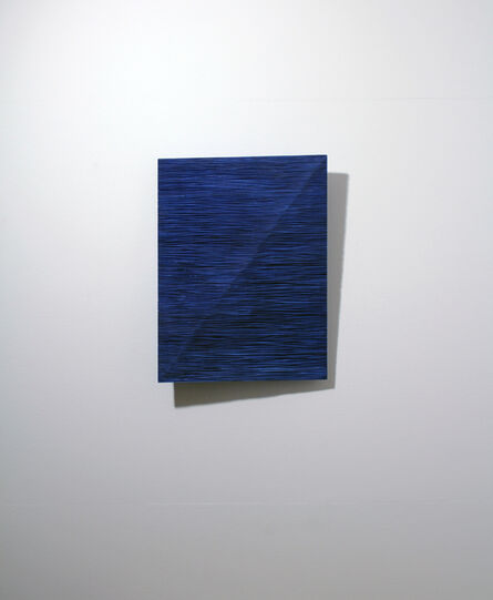 Masayuki Tsubota, 'the wall of self_indsr2 ', 2015