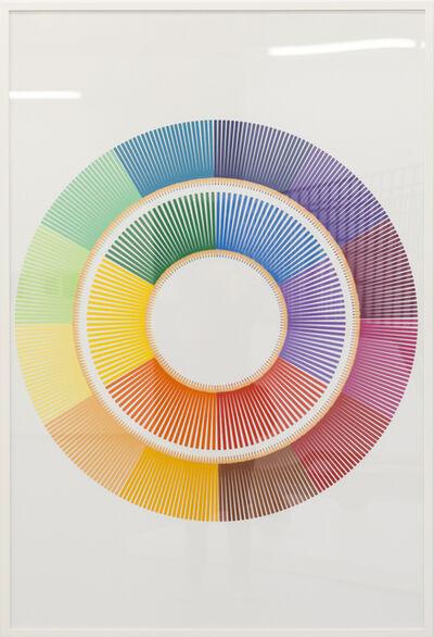 Luke Newton, 'Chromatic Crayons 1', 2015