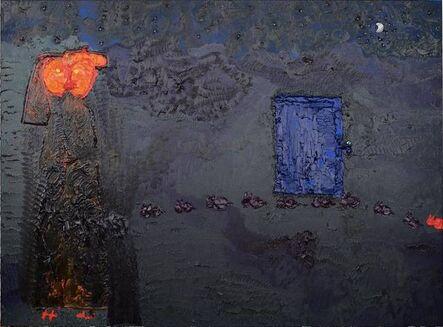 Ecaterina Vrana, 'The Kiss', 2015