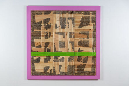 Guy Zagursky, 'Still life with a Green Line', 2020