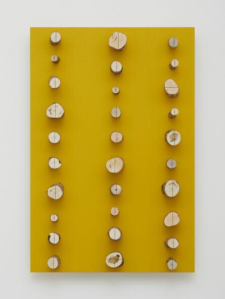 Kishio Suga, 'Empty Circles in Parallel', 2020