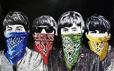 Mr. Brainwash, ''Beatles Banditos'', 2012