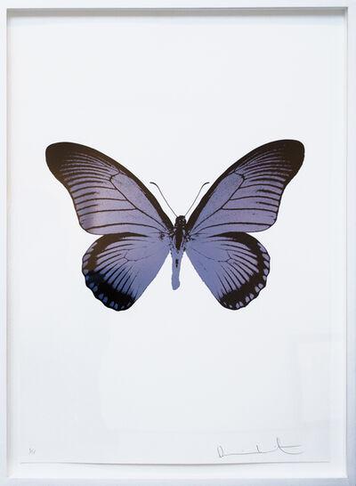 Damien Hirst, 'The Souls IV - Frost Blue - Raven Black', 2010