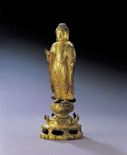 Unknown Artist, 'Buddha', Unified Silla-8th century