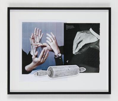Helmut Middendorf, 'Politics, (Nudelholz)', 2015