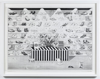 Ryan Travis Christian, 'Shoe de Grâce', 2018