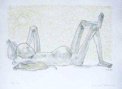 Somnath Hore, 'Untitled ', 1978
