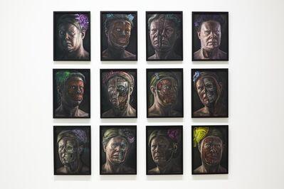 Stiina Saaristo, 'Portrait of a Woman with Accessories', 2016